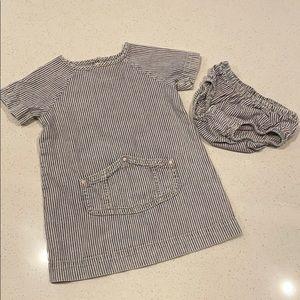 Gymboree Denim Toddler Dress